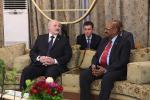 Беларусь абмеркавала магчымасць удзелу ў здабычы нафты і газу ў Судане