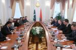 Парламенцкая дэлегацыя Пакістана знаходзіцца з візітам у Беларусі