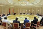 Кіраўнік дзяржавы правёў перагаворы з высокай дэлегацыяй з Судана