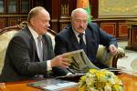 Президент встретился с лидером российских коммунистов