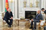 Аляксандр Лукашэнка сустрэўся з кіраўніком ЕБРР