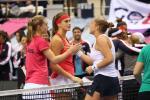 Белорусские теннисистки уступили в финале Кубка Федерации США