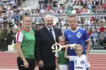 В Минске после обновления открылся легендарный стадион «Динамо»