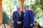 Беларусь гатова ўдзельнічаць у плане індустрыялізацыі Таджыкістана