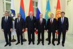 Аляксандр Лукашэнка прымае ўдзел у самітах ЕАЭС і СНД