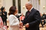 Аляксандр Лукашэнка: За кожным высокім званнем — гісторыя чалавека