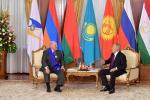 Александр Лукашенко призывает отказаться от протекционизма в ЕАЭС