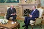 Лукашенко встретился в Минске с Кучмой