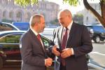 Лукашэнка: Палітыка Беларусі ў адносінах да Арменіі ніколі не зменіцца