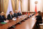 Беларусь і Турцыя абмяркоўваюць магчымасць водных зносін па рацэ Дняпро
