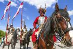 Прошел VIII фестиваль средневековой культуры «Гольшанский замок»