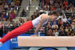Гімнаст Андрэй Ліхавіцкі: Зараз акцэнт робіцца на складанасці элементаў, таму гімнасты цяпер больш масіўныя і мускулістыя