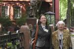 Дочь ученика Шагала побывала на его родине