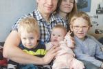 Бацькі дзяўчынкі з сіндромам Даўна — пра цяжкасці і стэрэатыпы