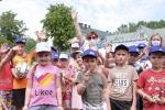 Свою первую смену принял лагерь «Дружба» на базе отдыха РУП «Белпочта»