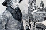 Жывапісец Алег Яхнін — пра мастацтва ілюстрацыі