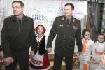 Раўкоў павіншаваў са святамі выхаванцаў Андрэеўскага дзіцячага дома