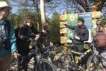 Как на три часа стать велобердером