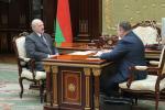 Міністр фінансаў далажыў Прэзідэнту аб сітуацыі з бюджэтам
