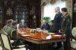 Аляксандр Лукашэнка прызначыў першых намеснікаў у КДБ і МУС