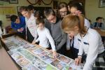 Вучні гімназіі № 23 выбралі пераможцу конкурсу «Беларусікі»