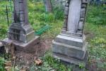 В последнее время участились случаи краж старых памятников