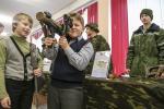 Прызыўнікоў Савецкага раёна сталіцы правялі ў армію