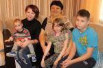 Цяпер у Гомельскай вобласці стала 43 дзіцячыя дамы сямейнага тыпу