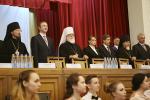 У Мінску праходзяць трэція Беларускія калядныя чытанні
