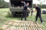 Как в Беларуси обезвреживают боеприпасы