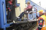 Ці адпавядае гарадская інфраструктура Гродна патрэбам інвалідаў-калясачнікаў?