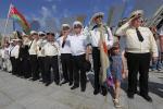26 лiпеня ў Беларусi адзначылi дзень ваенна-марскога флоту