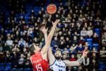 Баскетбалісты зборнай Беларусі сенсацыйна абыгралі чэмпіёнаў Еўропы