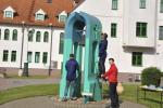 Волонтеры БРСМ благоустроили и реконструировали культовые объекты