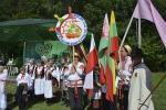Фестиваль «Августовский канал в культуре трех народов» завершил праздники на шлюзе Домбровка