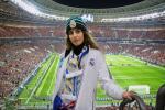 Болельщица из Витебска собрала крупнейшую коллекцию футбольной атрибутики