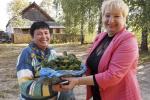 Экологическое земледелие распространяется на Брагинщине