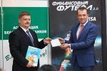 У Мінску прадставілі адукацыйную відэагульню «Фінансавы футбол 2.0»