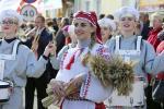 У Верхнядзвінску Віцебшчына адзначыла абласныя «Дажынкі»