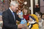 Сума дапамогі ў рамках акцыі «Нашы дзеці» склала 1,5 мільёна рублёў