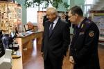 Мясніковіч наведаў Камітэт судовых экспертыз
