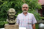 У Слоніме жорстка забітыя скульптар ЛеанідБогдан іяго жонка