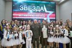 Гала-канцэрт фестывалю армейскай песні «Звязда» пакажа «Беларусь 3»