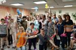 Валанцёрскі клуб «СЛОН» мае вопыт удзелу ў мерапрыемствах рознай накіраванасці