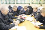 Мінская міліцыя праводзіць урокі англійскай мовы