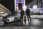 Ночное дежурство журналиста в компании милиционеров и собаки