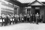 У лістападзе Веткаўская сярэдняя школа № 1 адзначыла сваё 150-годдзе