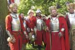 Исторический фест собрал в Гродно представителей Беларуси и Польши
