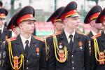 У Мінскім сувораўскім вучылішчы адбыўся выпускны