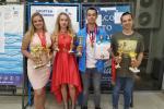 Студэнты ФМА БДУ атрымалі званне «Міжнародны гросмайстар» па шашках